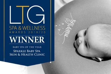 Sparkle is Baby Spa of the Year