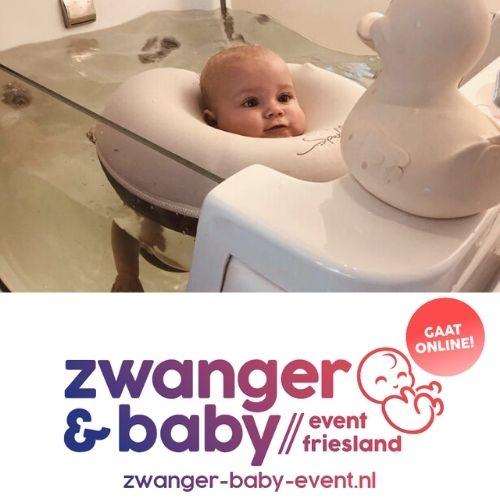 Sparkle Baby Spa of Zwanger & Baby Event Friesland