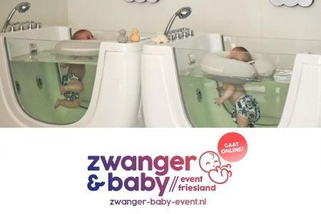 Sparkle op het Zwanger & Baby Event Friesland (Online editie)