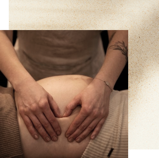 Bindweefselmassage voor zwangeren